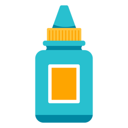 Icono de gotas medicas