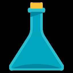 Medizinische flasche symbol