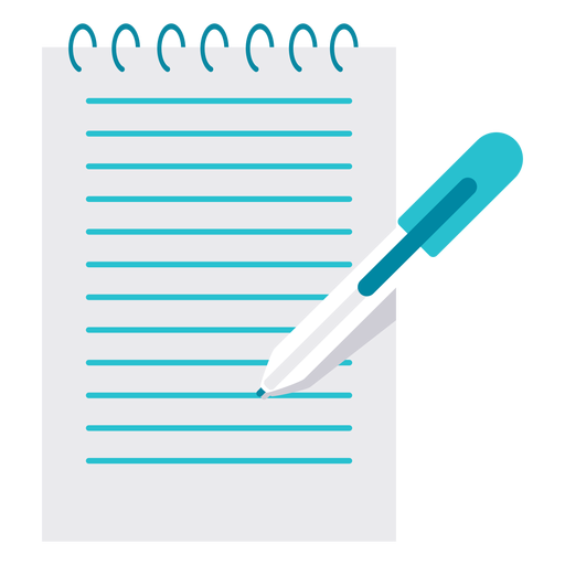 Medical notes sheet icon Transparent PNG