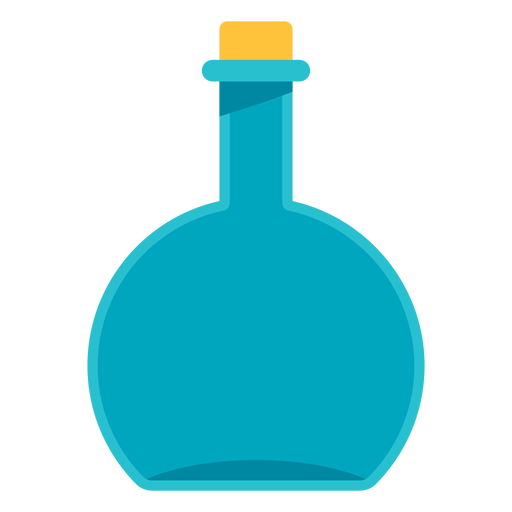 Medical round flask icon Transparent PNG