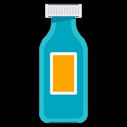 Ícone frasco médico
