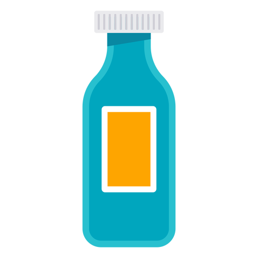 Medical vial icon Transparent PNG