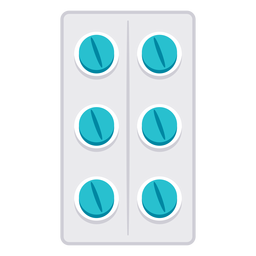 Medizin-Blister-Symbol
