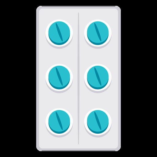 Icono de ampolla de medicina Transparent PNG