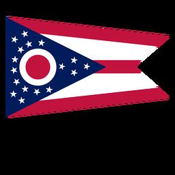Bandeira do estado de Ohio
