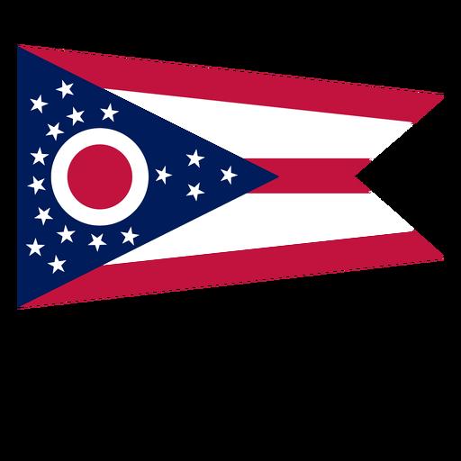 Ohio state flag Transparent PNG