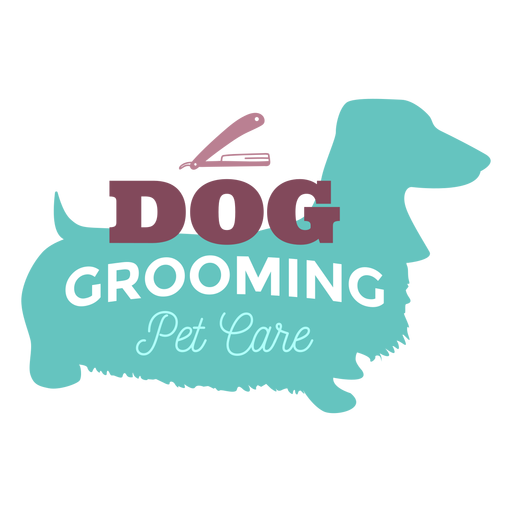 Pet care logo Transparent PNG