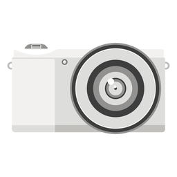 Photo camera graphic