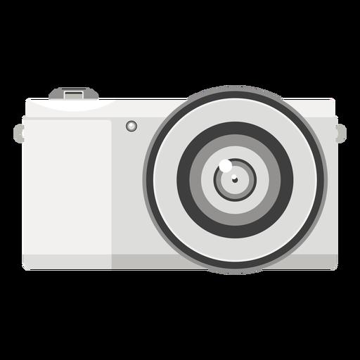 Photo camera graphic Transparent PNG