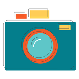 Fotokamera-Symbol