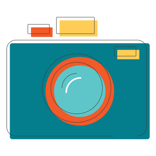 Photo camera icon Transparent PNG