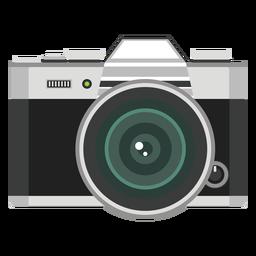 Vetor de câmera de foto