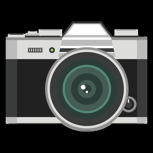 Vector de cámara de fotos