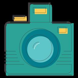 Icono de cámara fotográfica