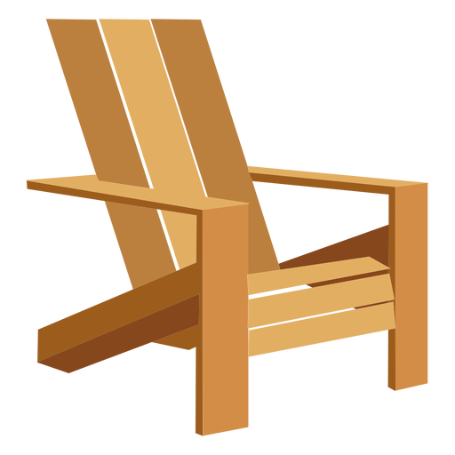 Peachy Adirondack Chair Illustration Transparent Png Svg Vector Beatyapartments Chair Design Images Beatyapartmentscom