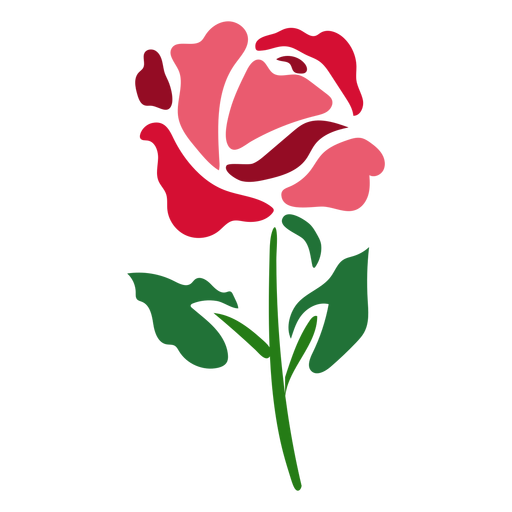 Flowering rose icon flower Transparent PNG