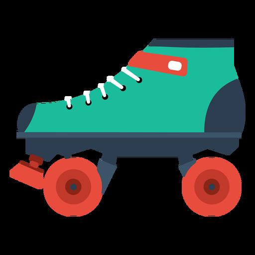 Ícone de patim de patins Transparent PNG