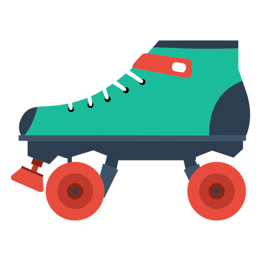 Roller skate skate icon Transparent PNG