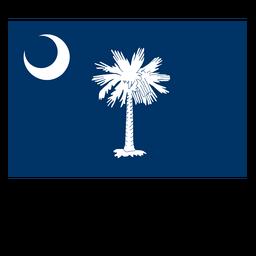 Bandera del estado de carolina del sur