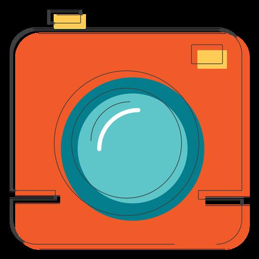 Icono de camara cuadrado Transparent PNG