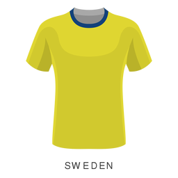 Sweden world cup football shirt cartoon