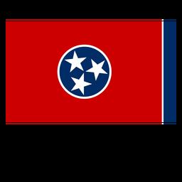 Bandeira do estado do Tennessee