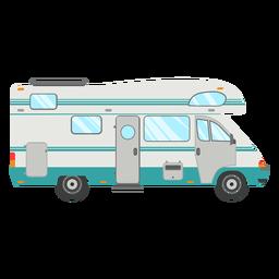 Reisemobilvektor