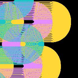 Fondo de líneas abstractas