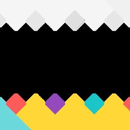 Fundo abstrato rhomb