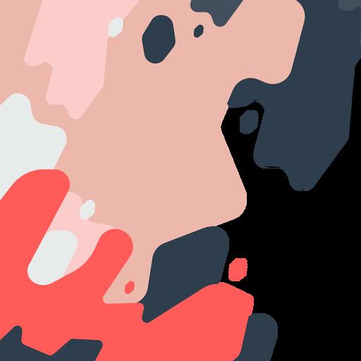 Fondo abstracto splash Transparent PNG