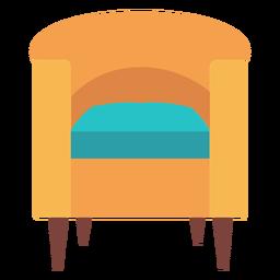 Icono de la silla barril