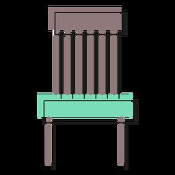 Icono de silla básica