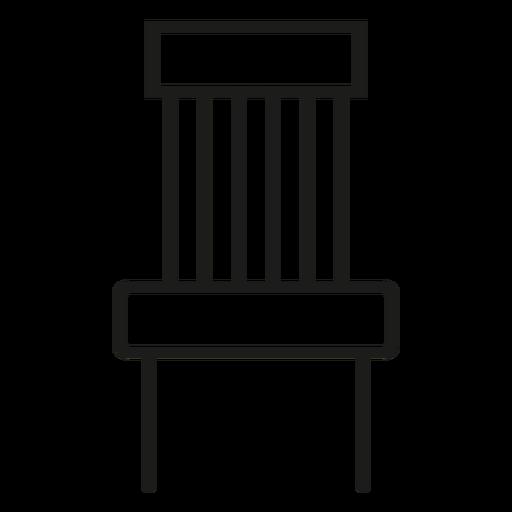 Ícone básico do curso da cadeira Transparent PNG