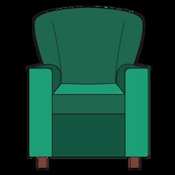 Dibujos animados de silla club
