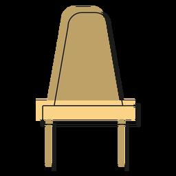 Ícone cadeira de jantar