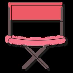 Ícone de cadeira de diretor