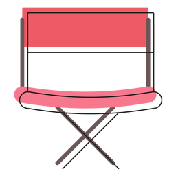 Icono de la silla del director