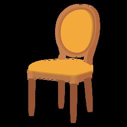 Desenhos animados de cadeira de Louis
