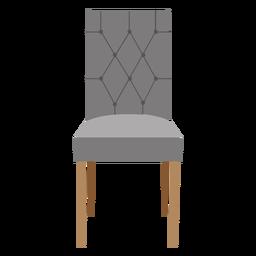 Dibujos animados de silla Parsons
