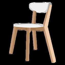 Icono de silla lateral