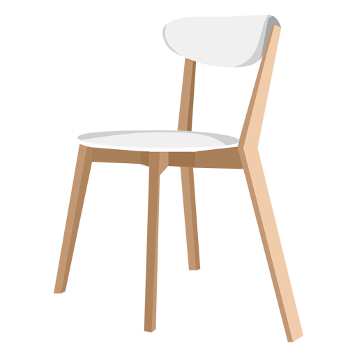 Side chair icon Transparent PNG