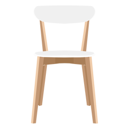 Side chair illustration