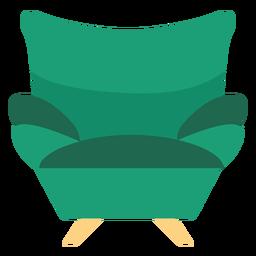Icono de sillón de sofá