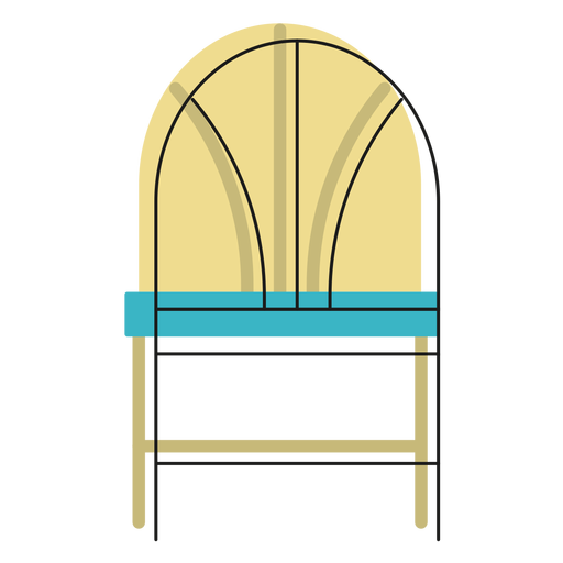 Wheat back chair icon Transparent PNG  sc 1 st  Vexels & Wheat back chair icon - Transparent PNG u0026 SVG vector