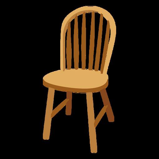 Dibujos animados de silla Windsor Transparent PNG