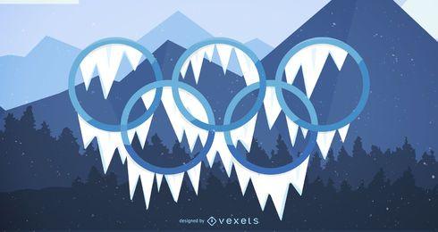 Pyeongchang 2018 Jogos Olímpicos de Inverno