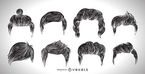 Haircut Vector \u0026 Graphics to Download
