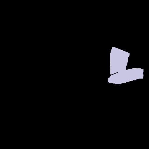 Mapa de la ciudad metropolitana de Daejeon Transparent PNG