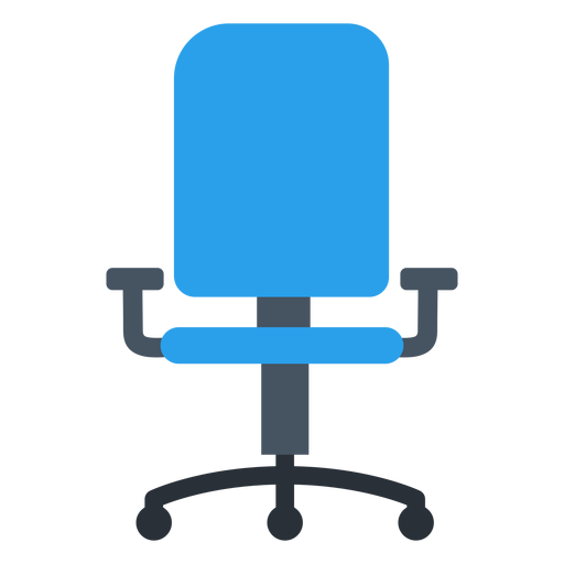 Office chair clip art images for Amoblamiento oficina