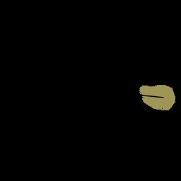 Mapa de la ciudad metropolitana de Gwangju